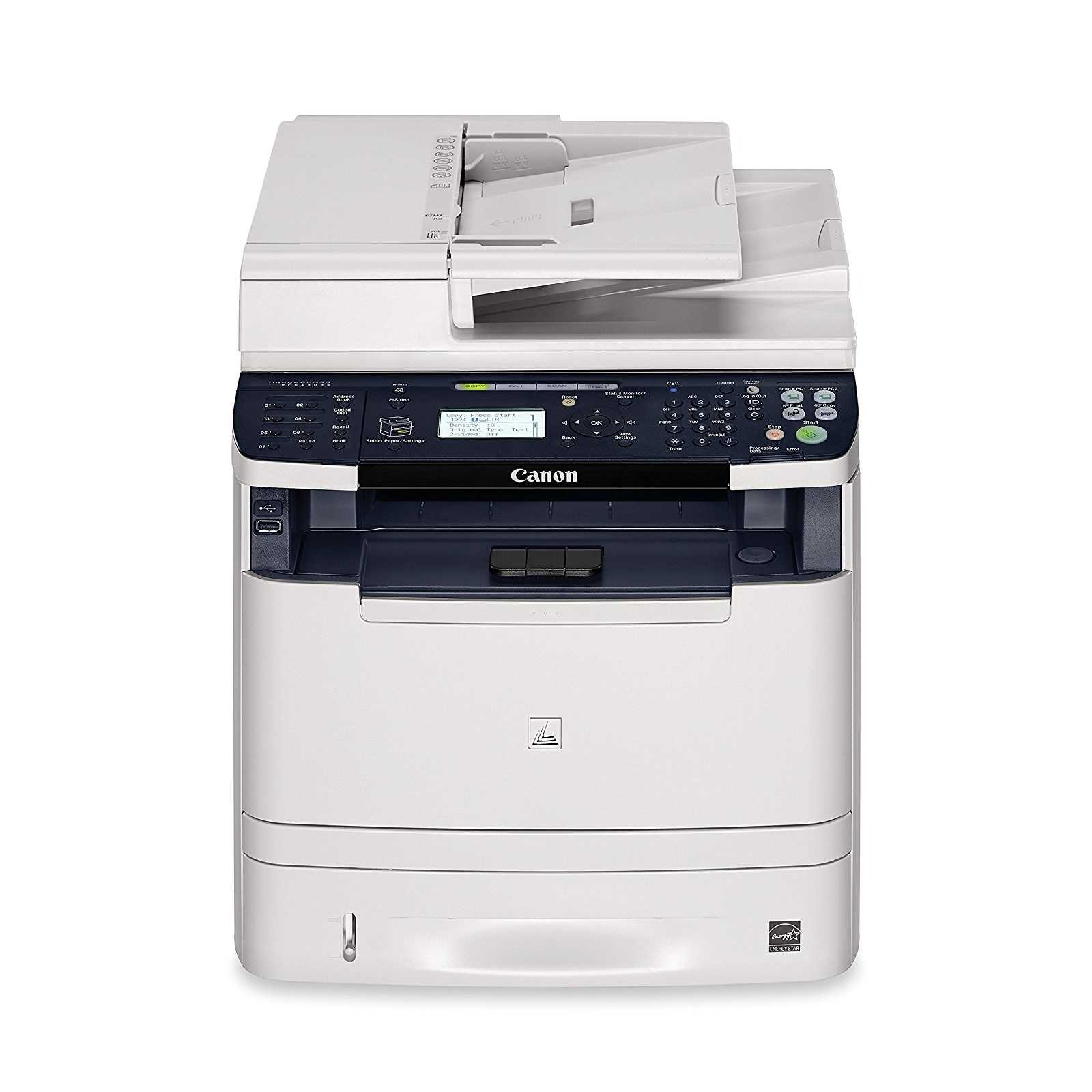 Canon Image CLASS MF6180DW Monochrome Laser Multifunction Printer