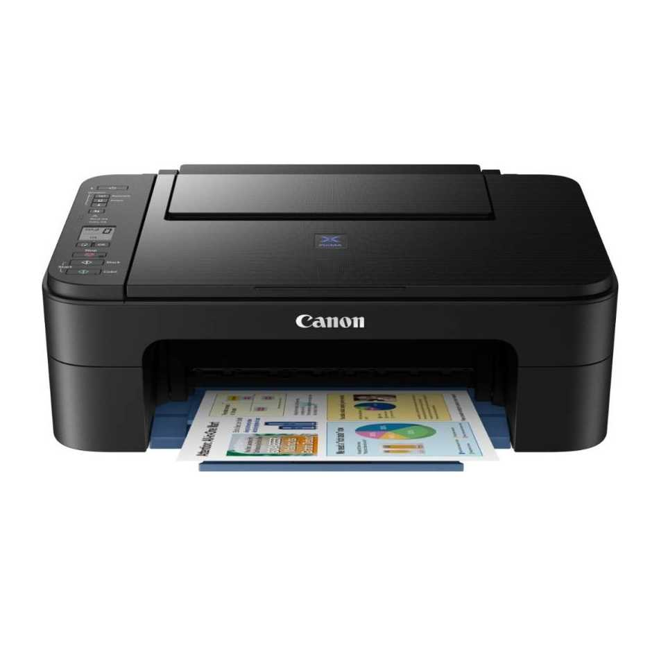 Canon Pixma E3177 Inkjet Multifunction Printer