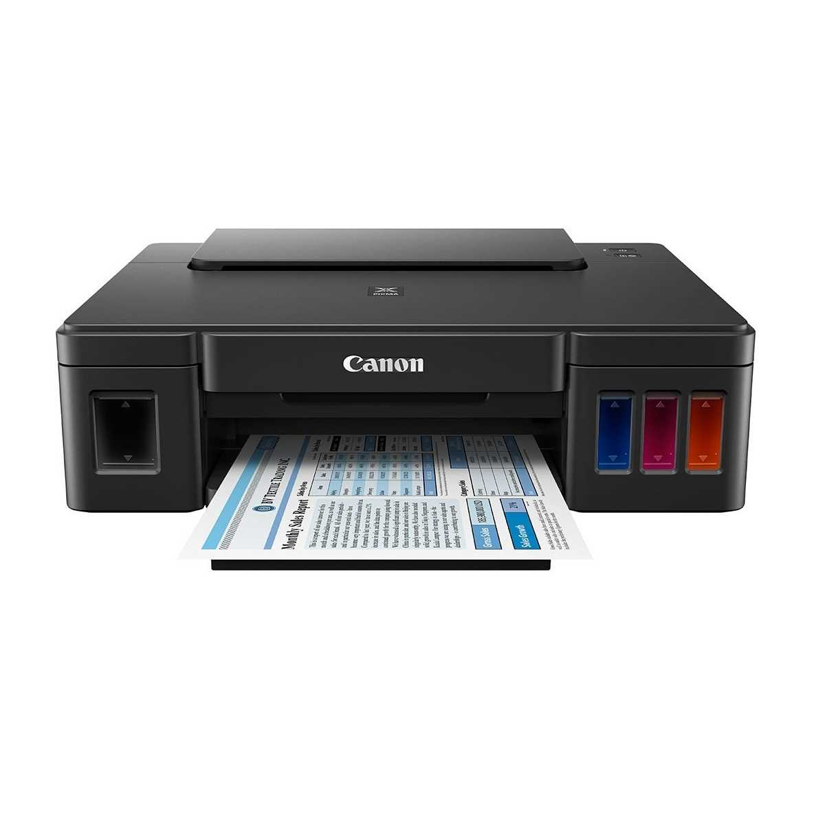 Canon Pixma G1000 Inkjet Single Function Printer