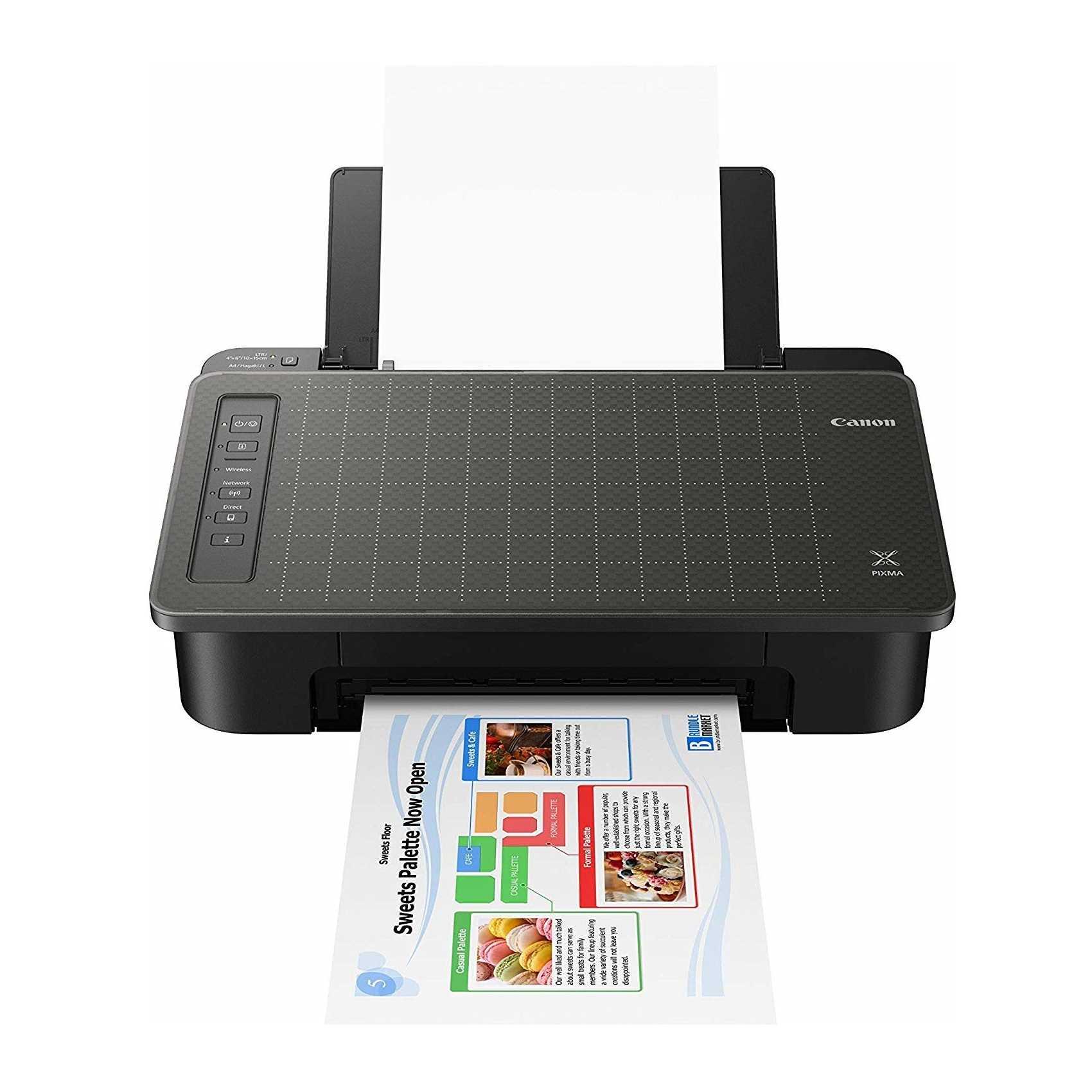 Canon Pixma TS307 Inkjet Single Function Printer