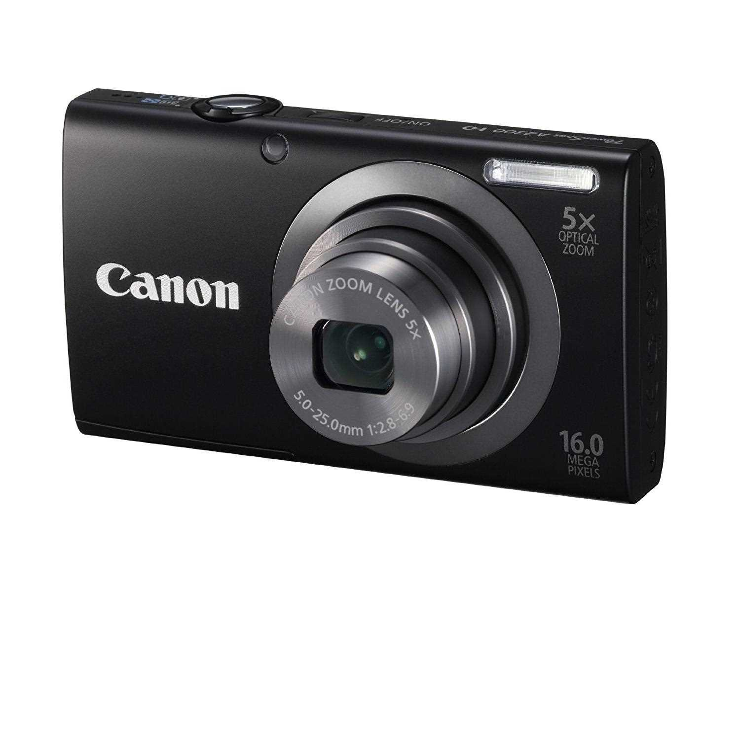 Canon PowerShot A4000-IS Camera
