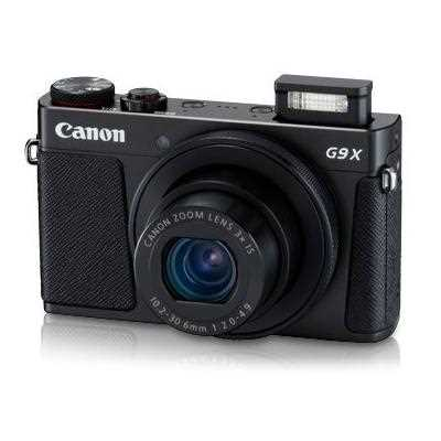 Canon PowerShot G9 X Mark II Camera