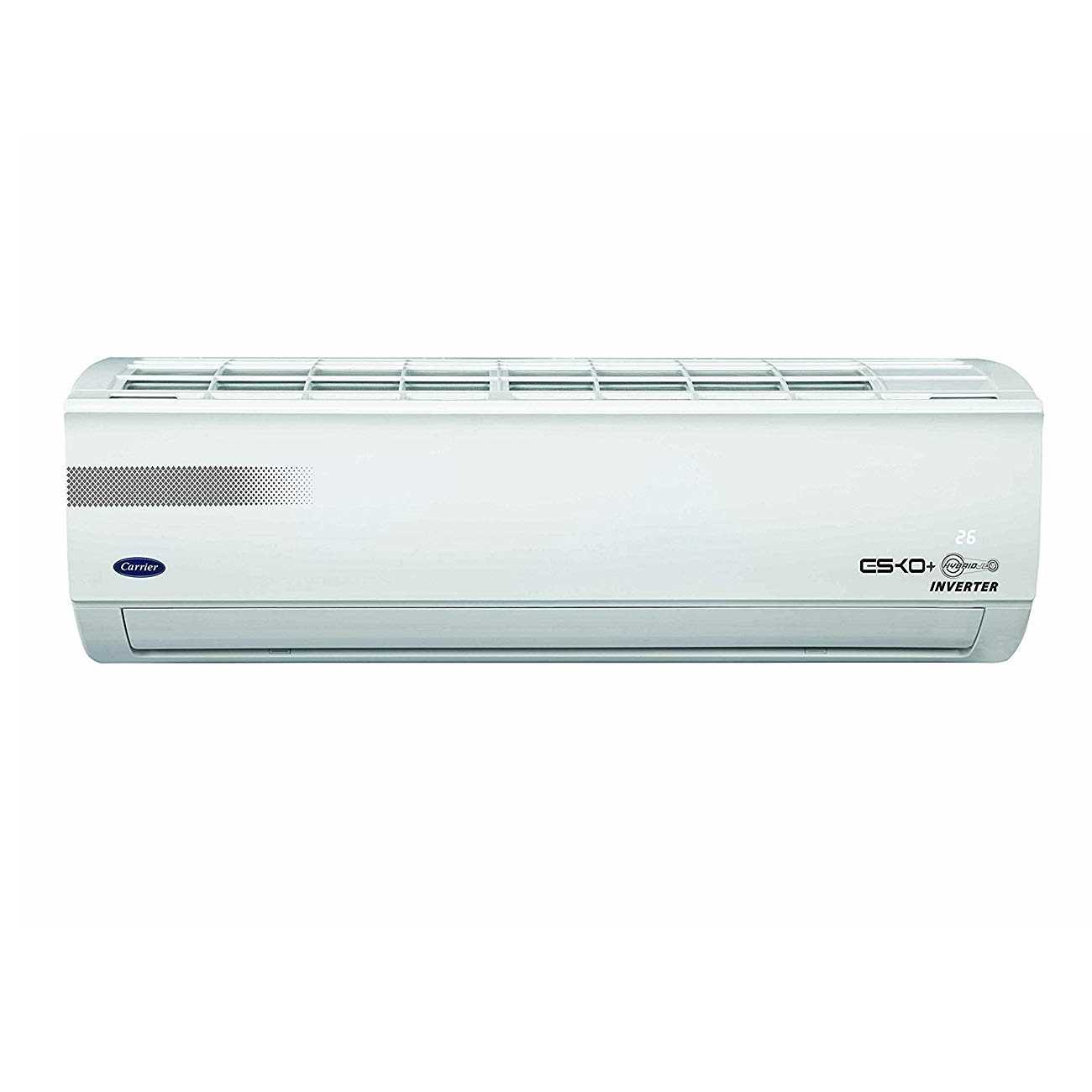 Carrier 12K Esko Plus 1 Ton 3 Star Inverter Split AC