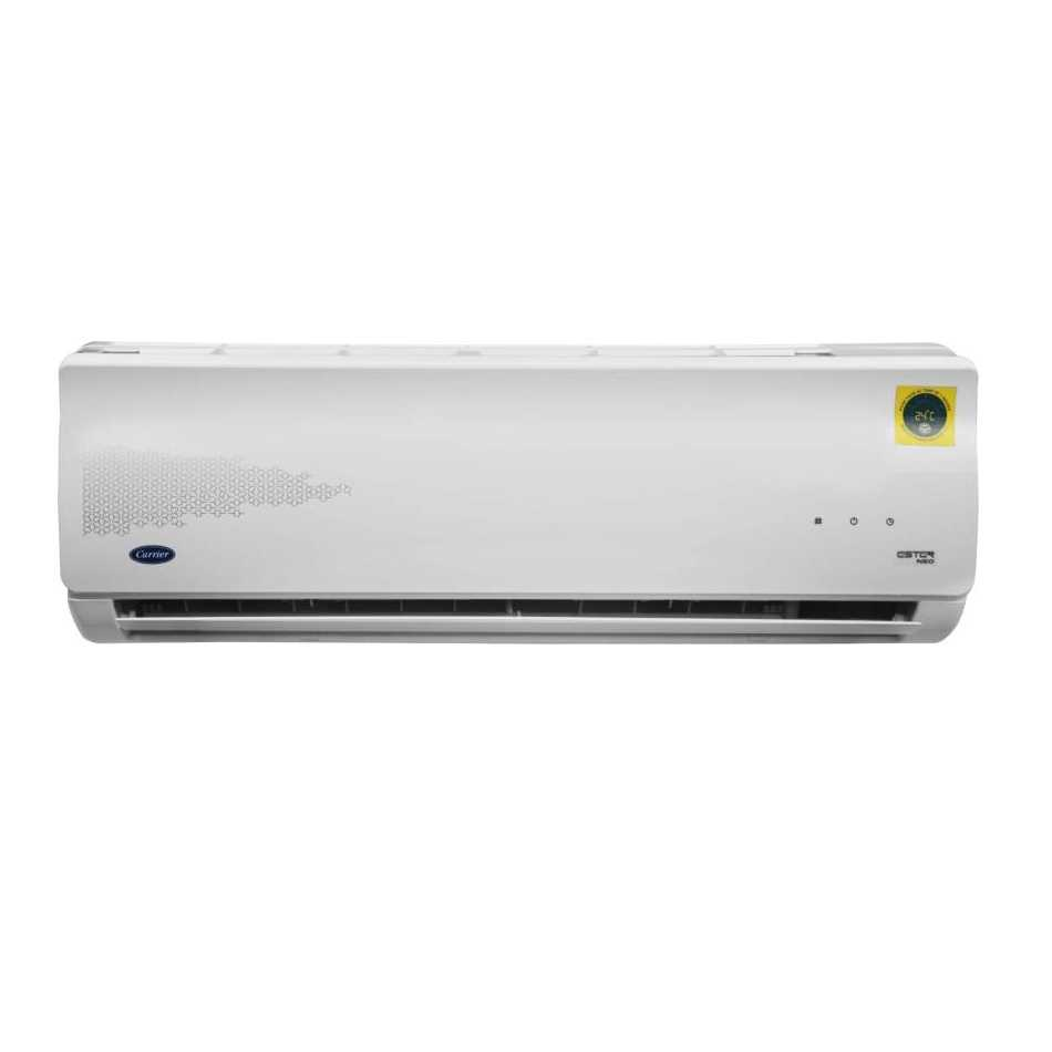 Carrier 12K Ester Neo 1 Ton 3 Star Split AC