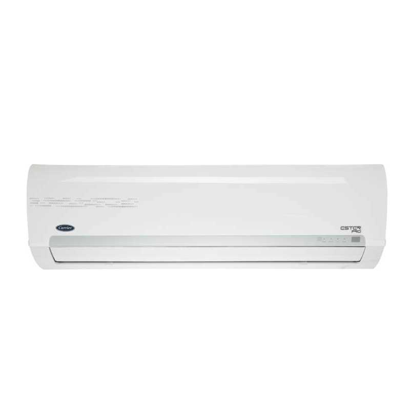 Carrier 18K ESTER PRO 1.5 Ton 3 Star BEE Rating 2018 Split AC