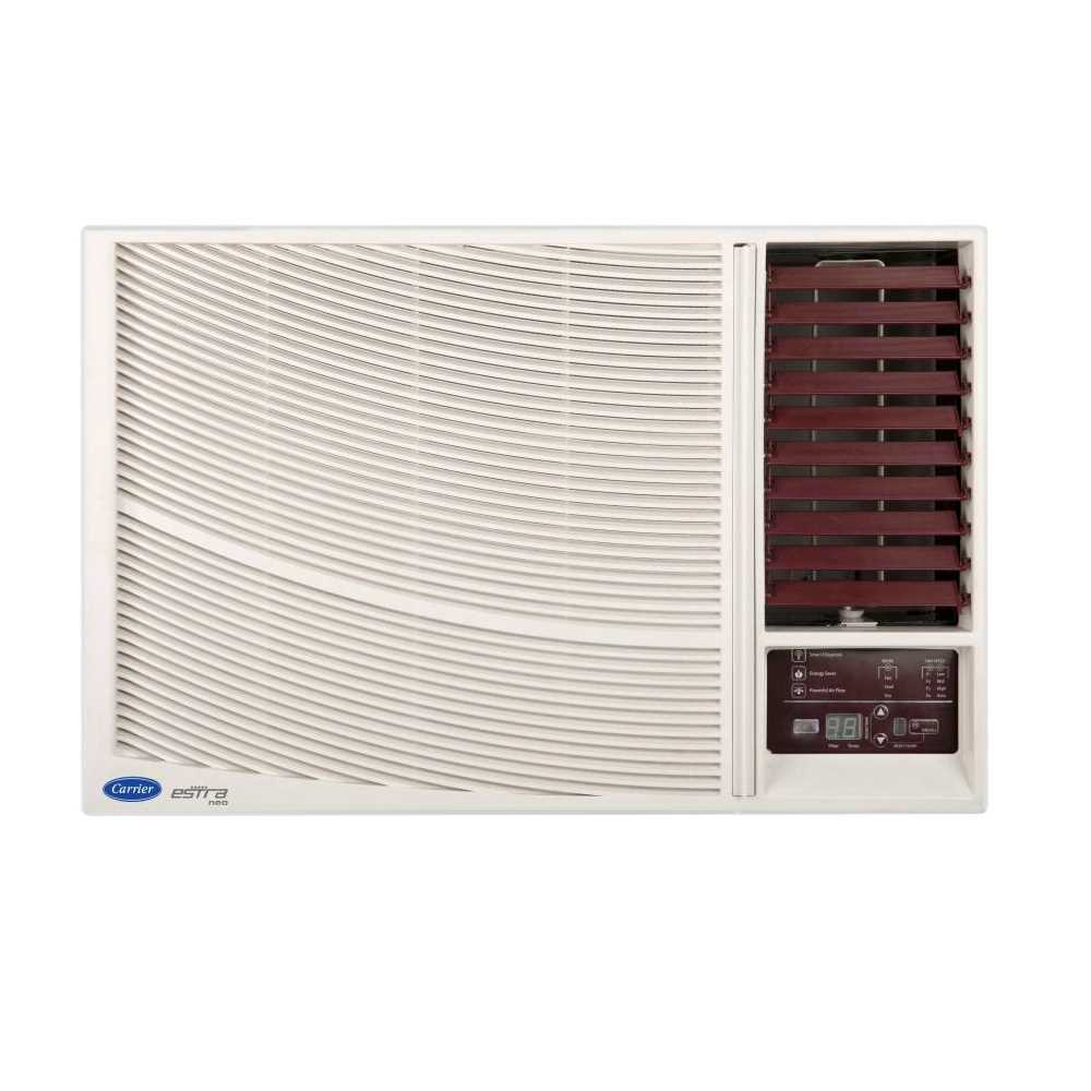 Carrier 18K Estra Neo Wrca 1.5 Ton 3 Star Window AC