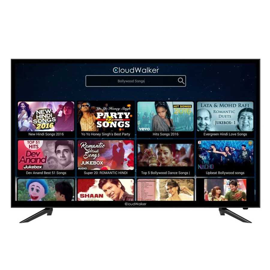 CloudWalker Cloud TV 39SF 40 Inch Full HD Smart LED Television