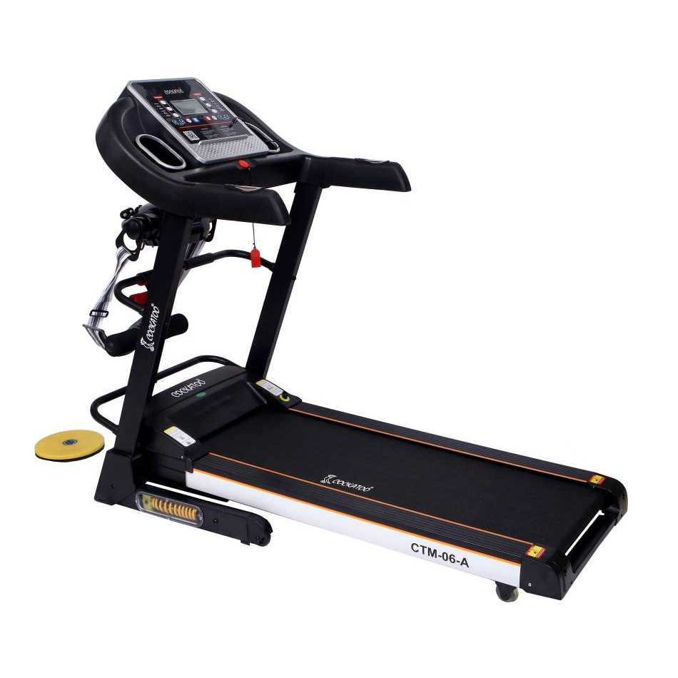 Cockatoo CTM-06-A Motorized Treadmill