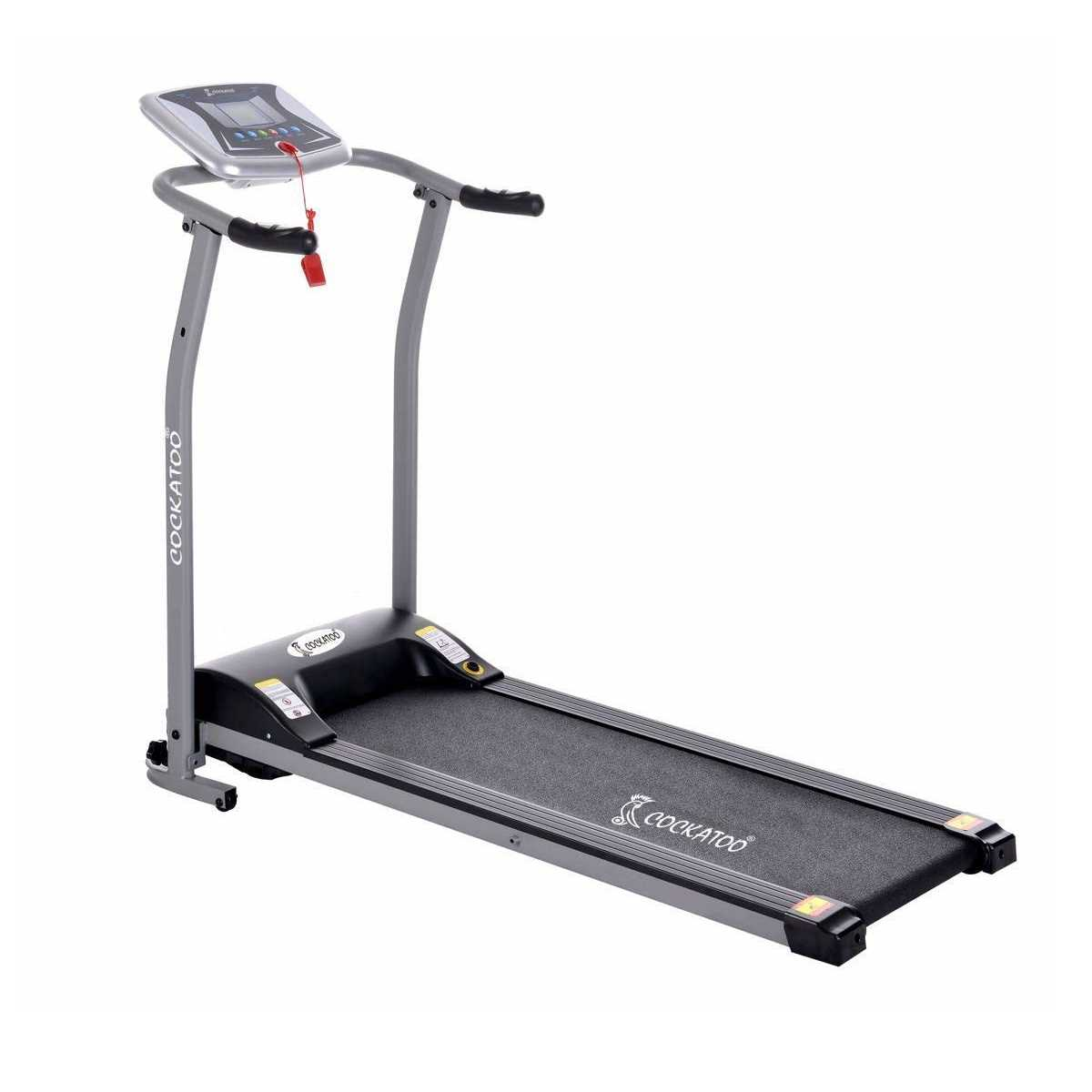 Cockatoo CTM-08 Motorised Treadmill