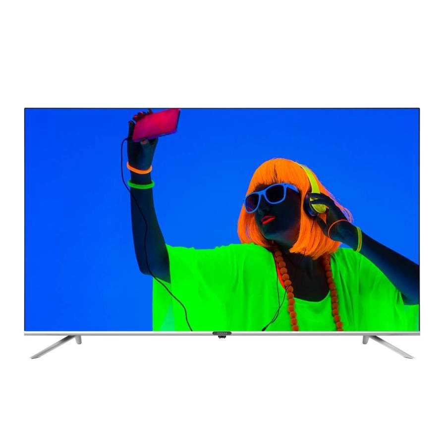Coocaa 50S3G 50 Inch 4K Ultra HD Smart Android LED Television