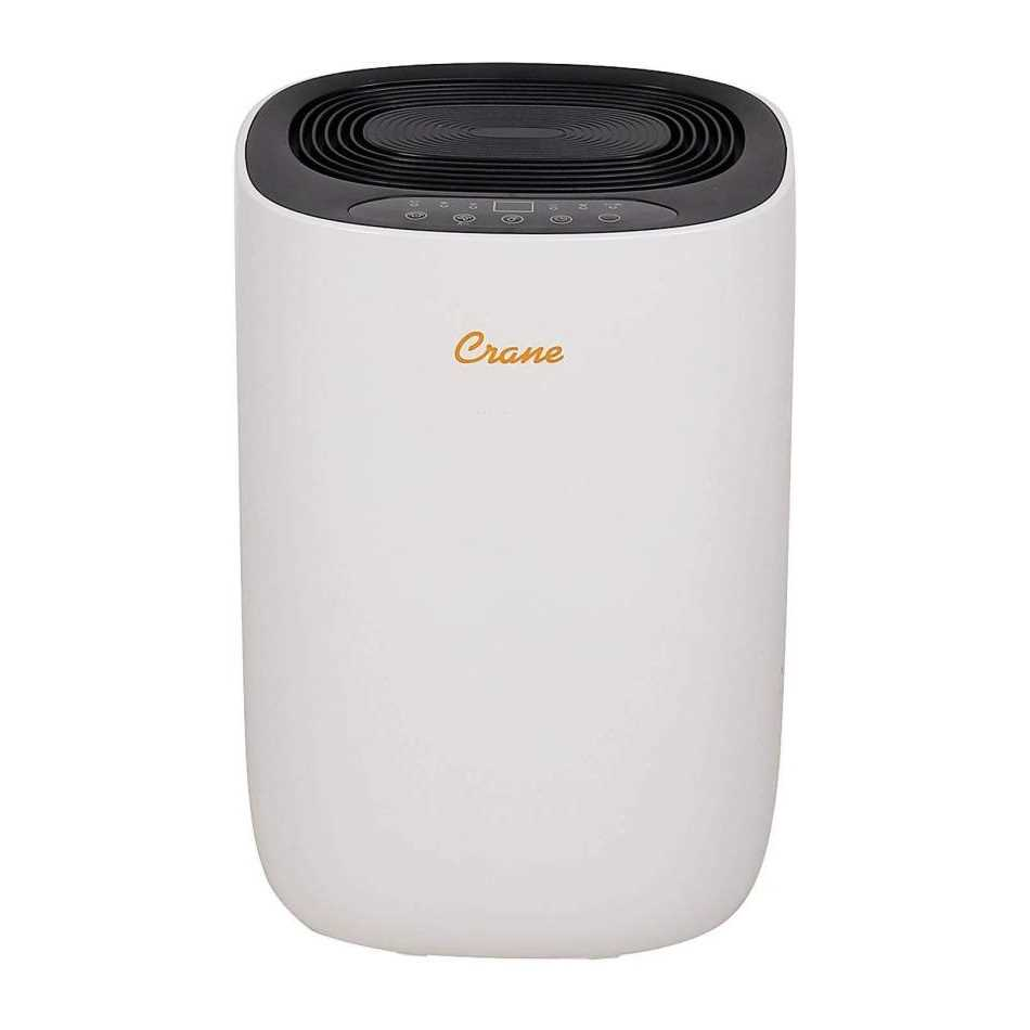 Crane EE-1001 Portable Room Air Purifier