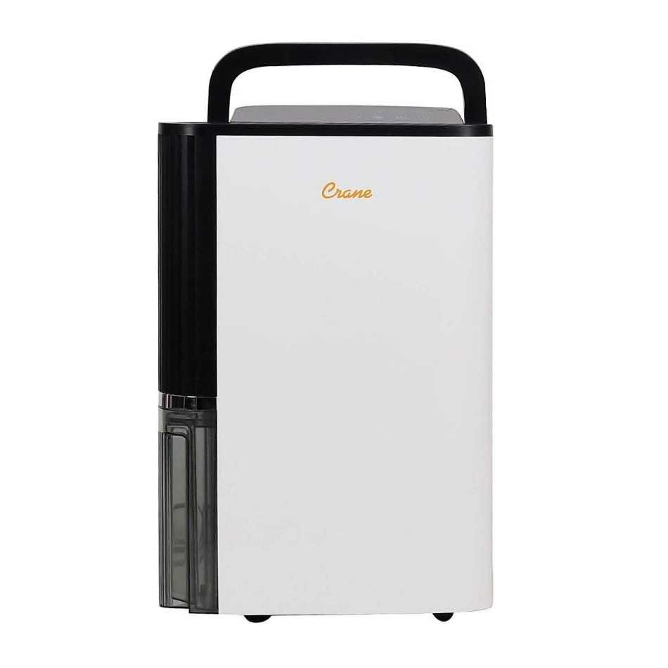 Crane EE-1002 Portable Room Air Purifier