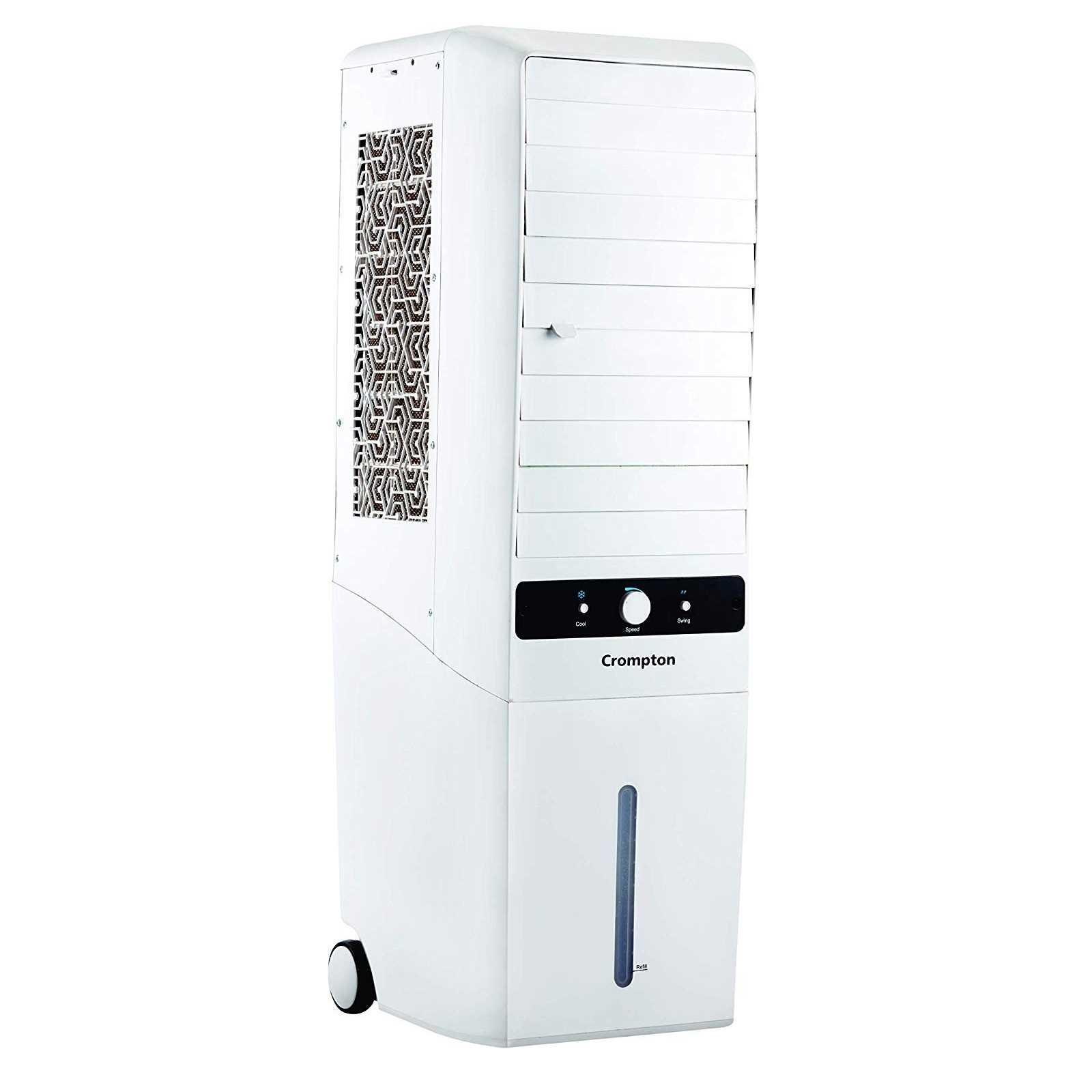 Crompton Mystique Turbo 34 Litre Tower Air Cooler