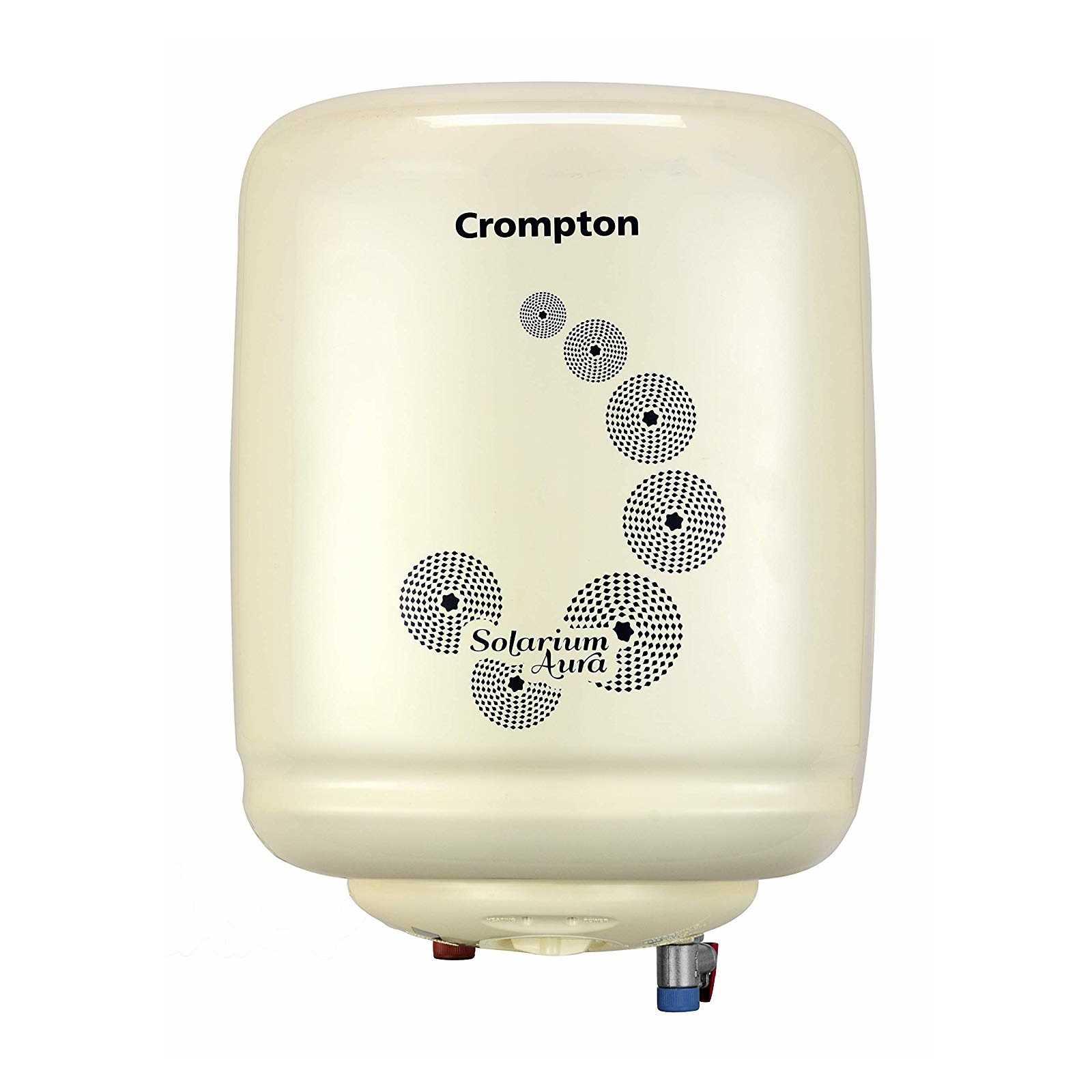 Crompton Solarium Aura 06 Litre Storage Water Heater