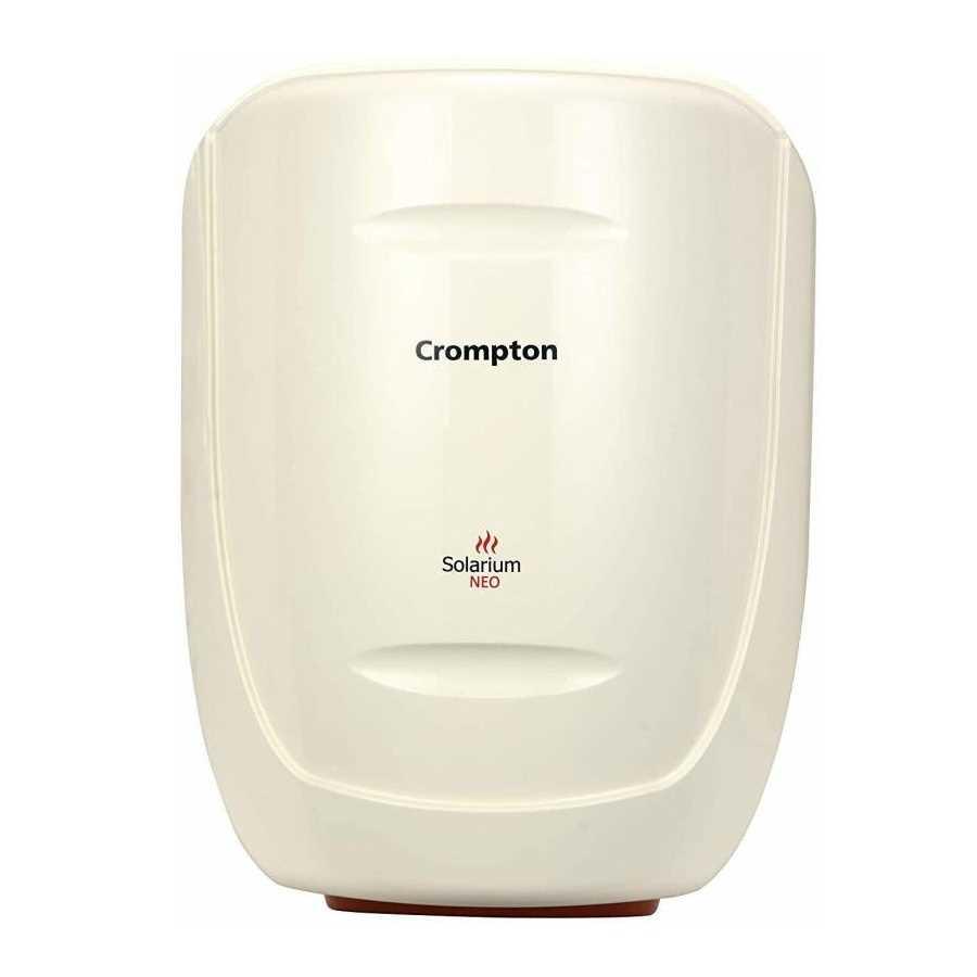 Crompton Solarium Neo 10 Litre Storage Water Geyser
