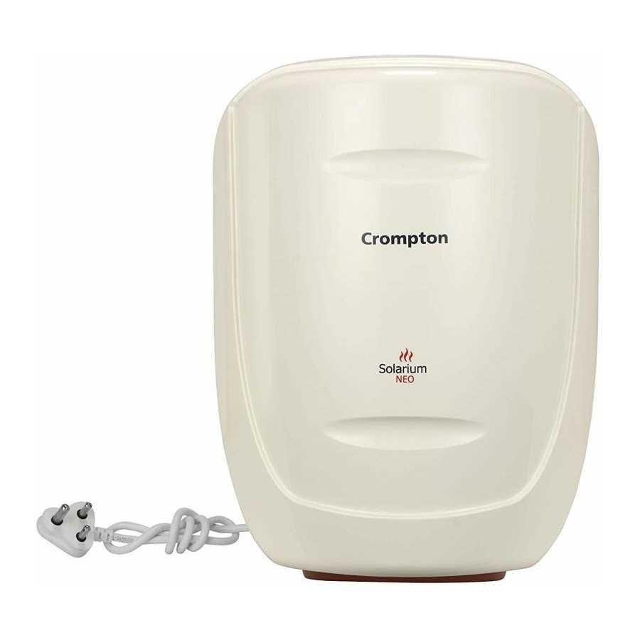 Crompton Solarium Neo 6 Litre Storage Water Geyser