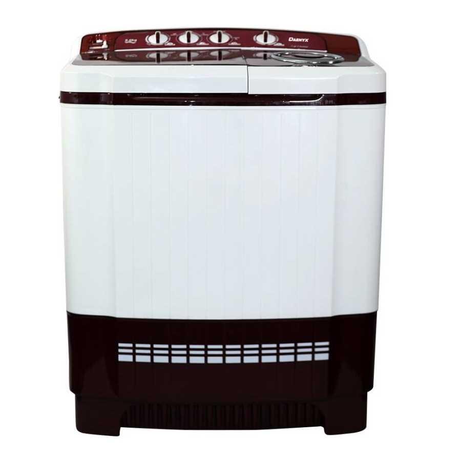 Daenyx DWS80BR 8 Kg Semi Automatic Top Loading Washing Machine
