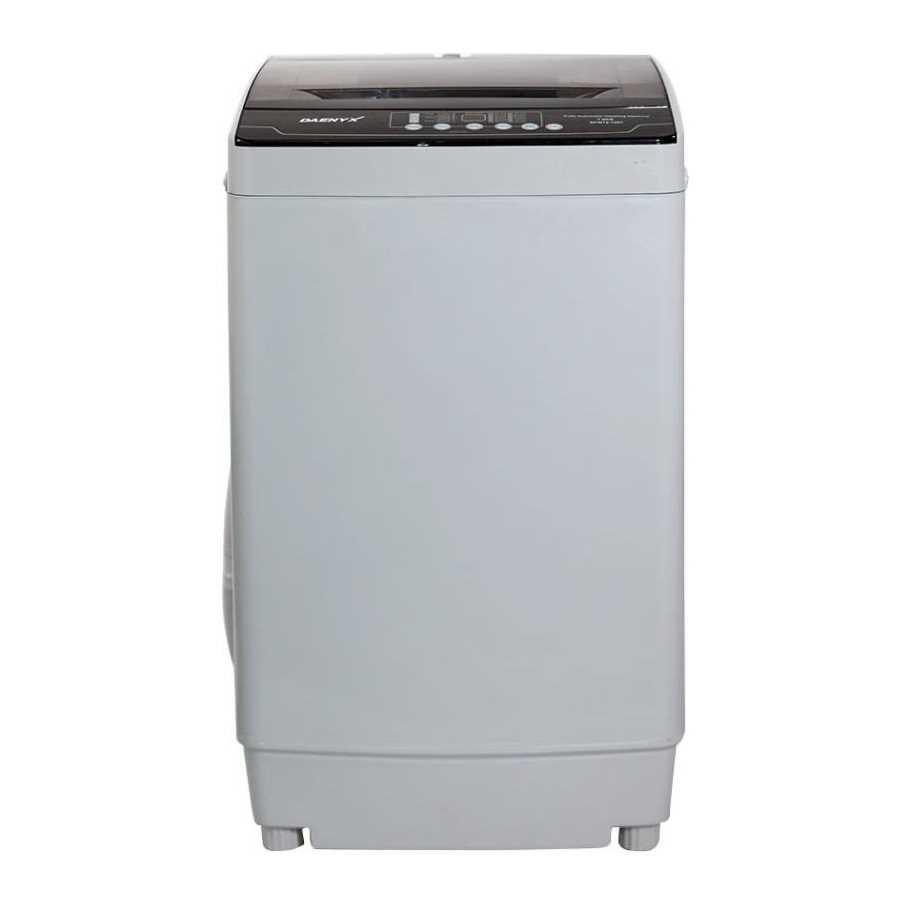 Daenyx DWTL72GR 7.2 Kg Fully Automatic Top Loading Washing Machine