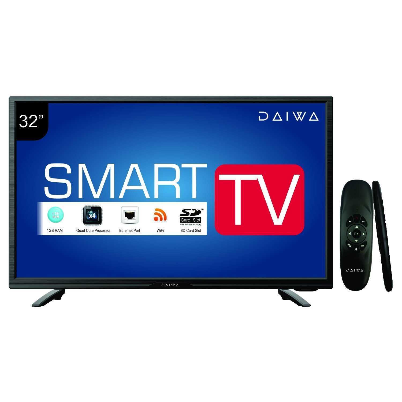 7cb9d6ba1 Daiwa D32C4S 32 Inch Smart HD Ready LED Television Price  3 May 2019 ...