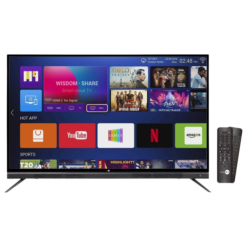 Daiwa D50QUHD-M10 49 Inch 4K Ultra HD Smart LED Television