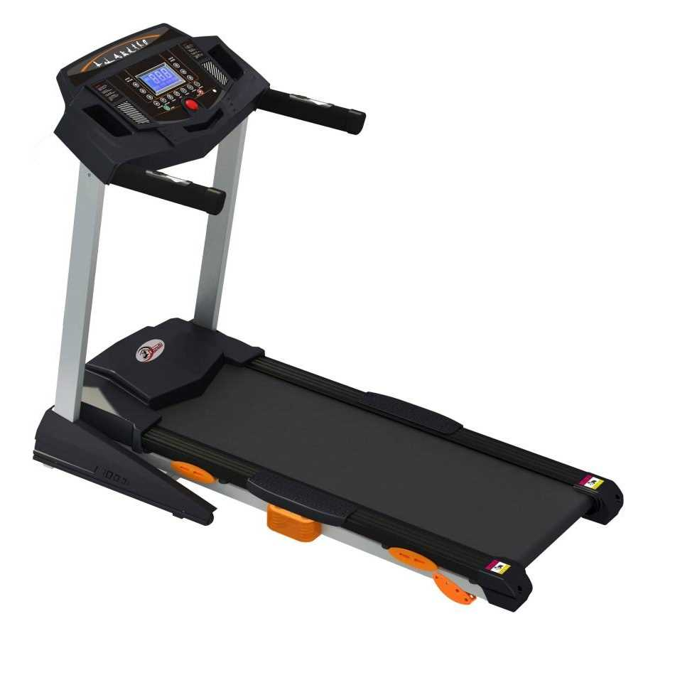 Durafit Heavy Manual Treadmill