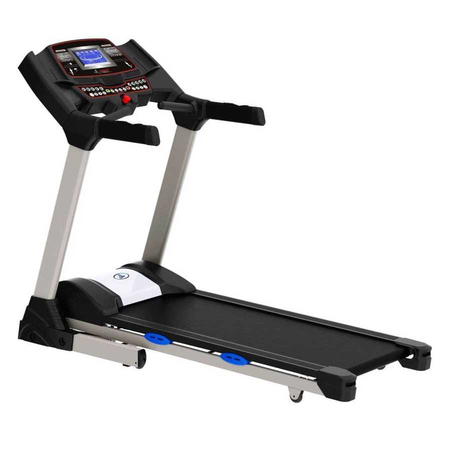 Durafit Rigor Motorized Treadmill