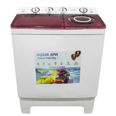 Dvizio WE-8501 8.5 Kg Semi Automatic Top Loading Washing Machine