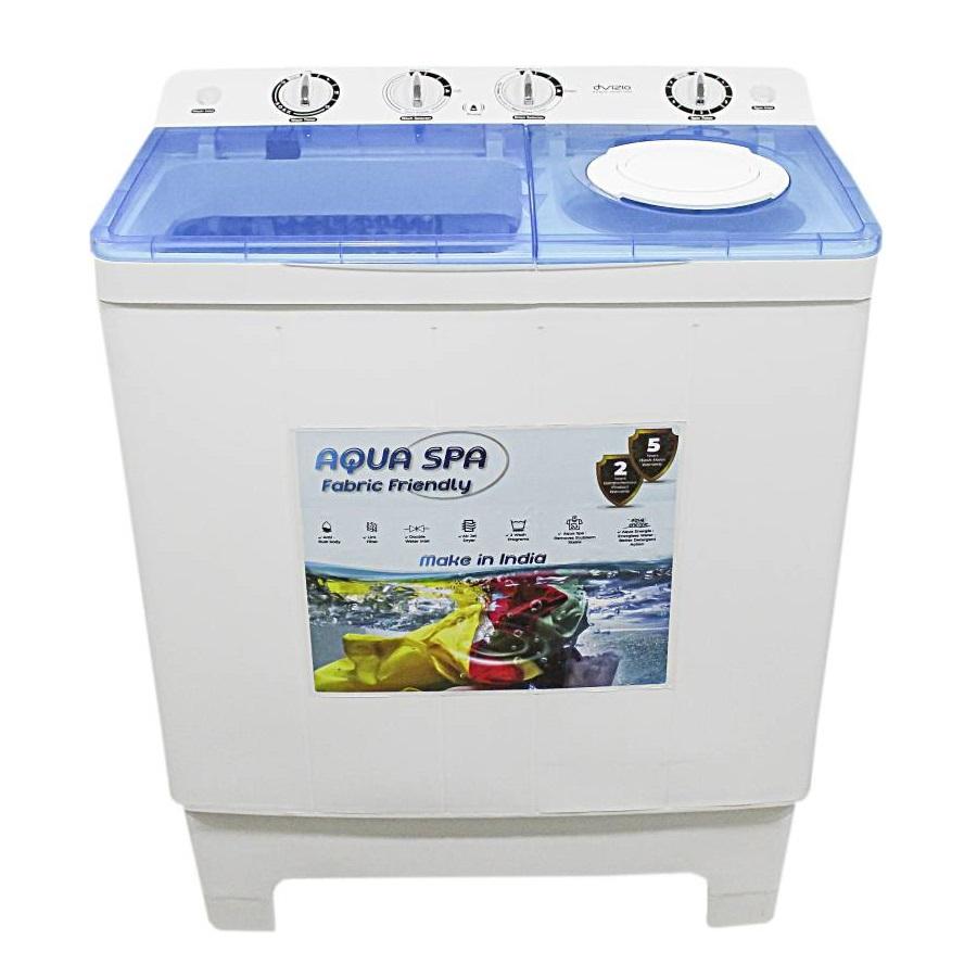 Dvizio WE-8502 SS 8.5 Kg Semi Automatic Top Loading Washing Machine