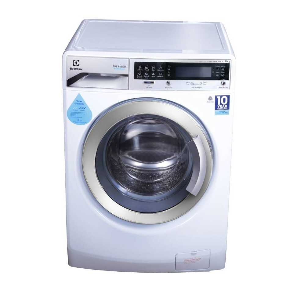 Electrolux EWF14112 11 Kg Fully Automatic Front Loading Washing Machine