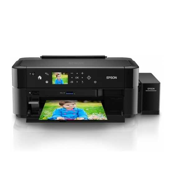 Epson L 810 All In One Photo Inkjet Printer