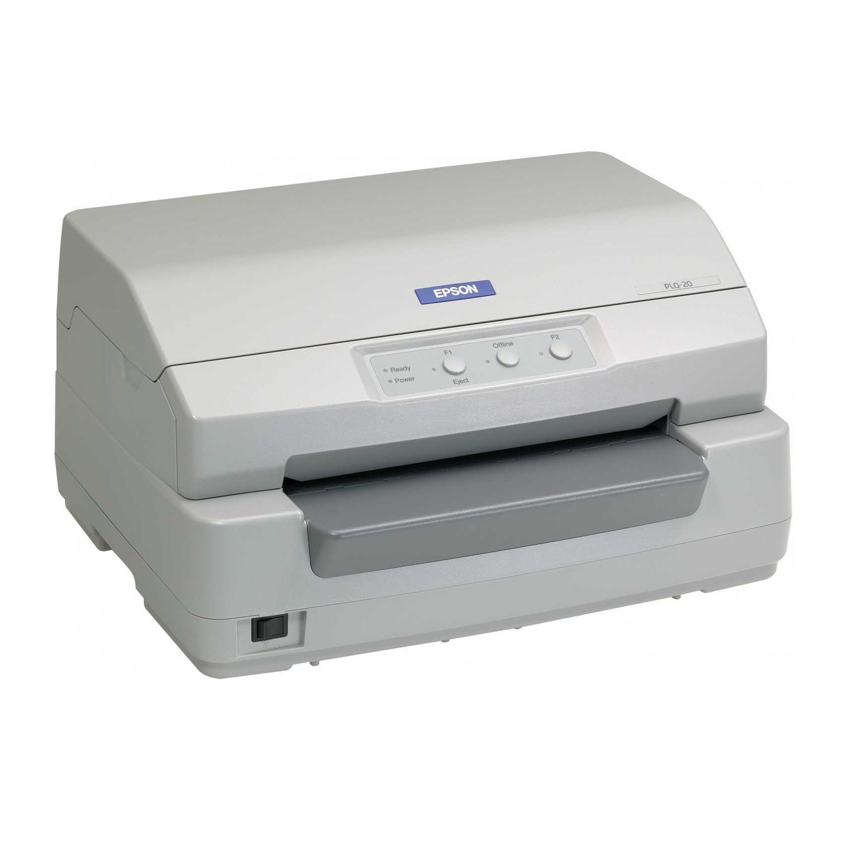 Epson PLQ20 Dot Matrix All In One Printer