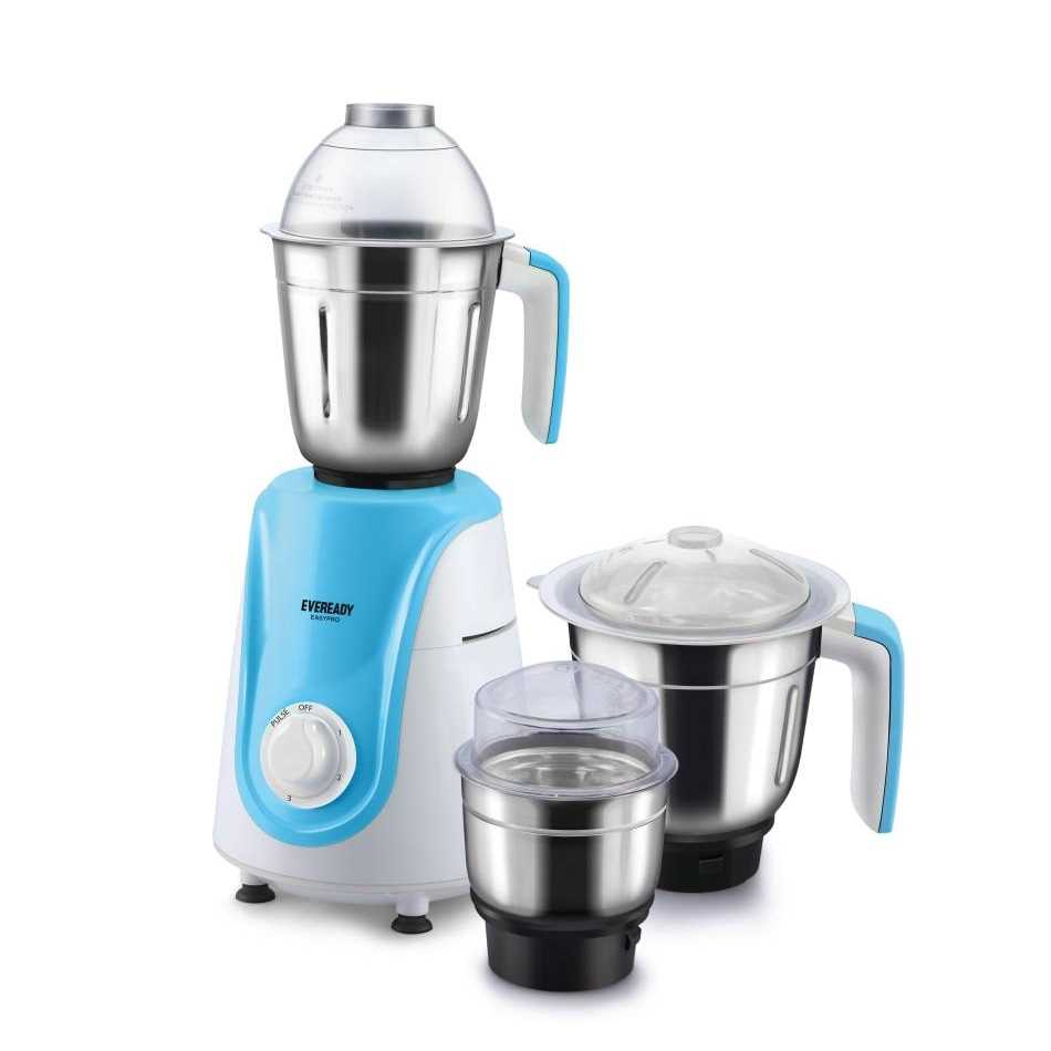 Eveready Easy Pro 600 W Mixer Grinder