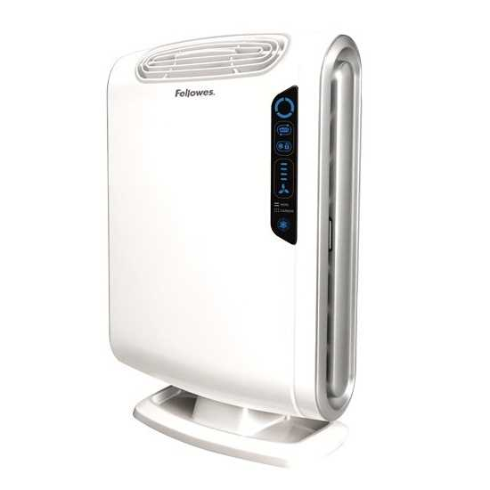 Fellowes Aeramax DB55 Table Top Air Purifier