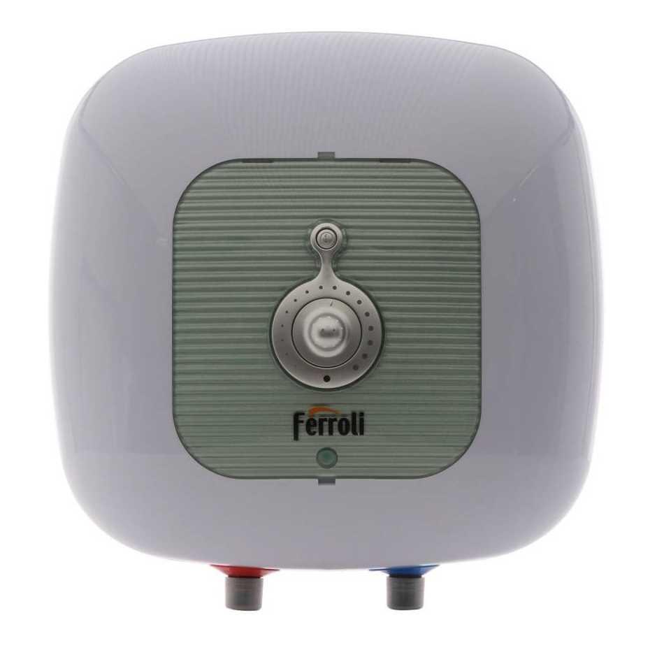 Ferroli Cubo 10 Litre Instant Water Geyser