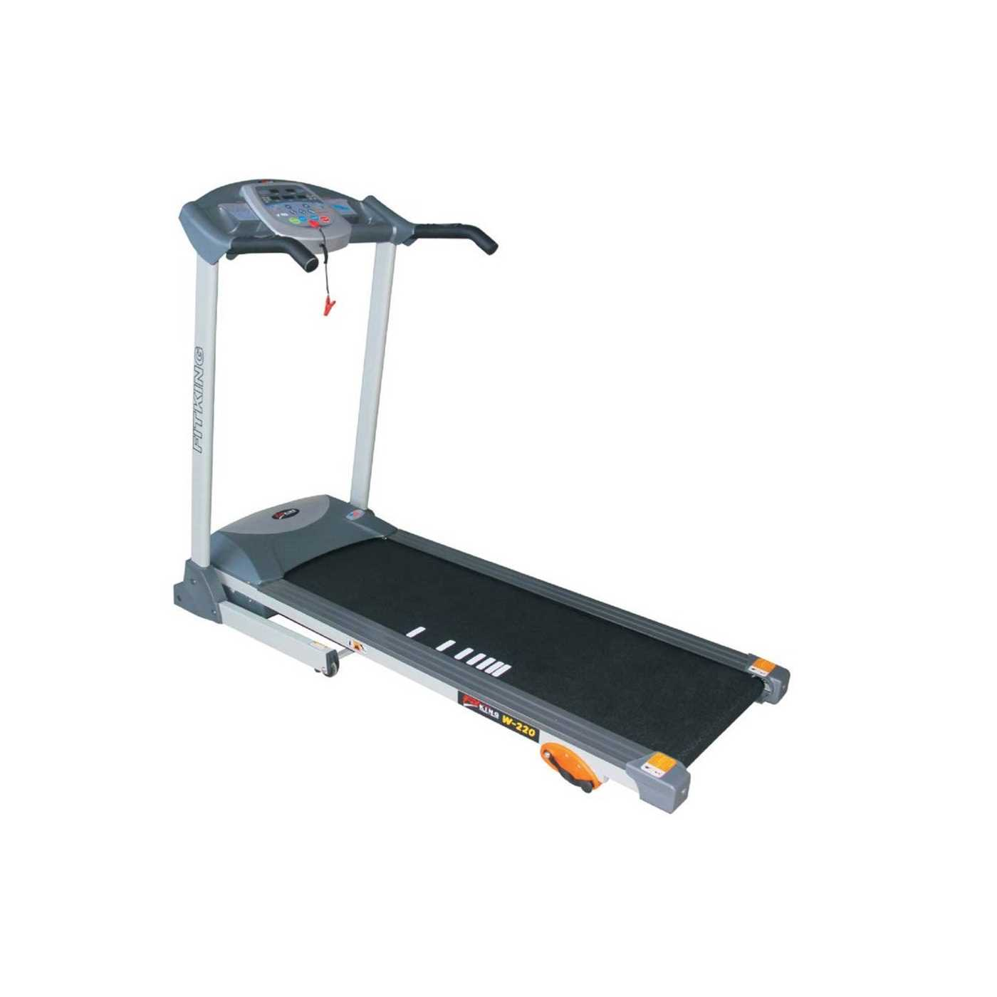 Fitking W-220 DC Motorised Treadmill