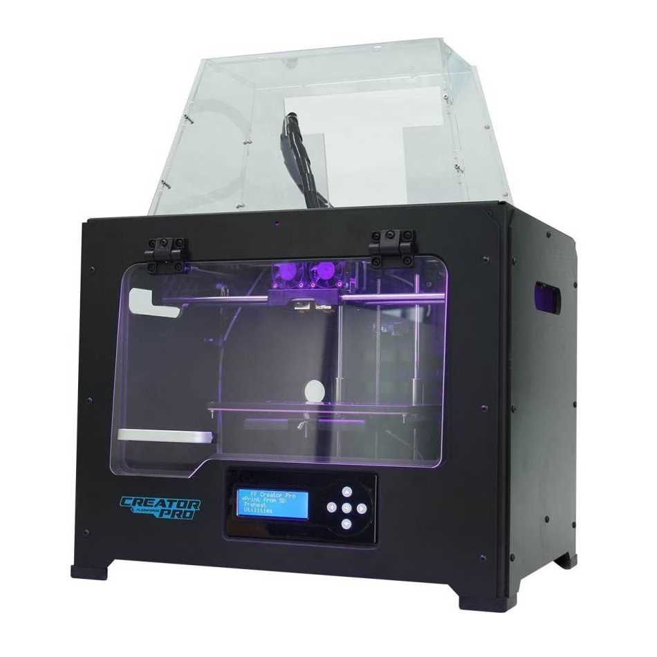 Flashforge Creator Pro Multifunction 3D Printer