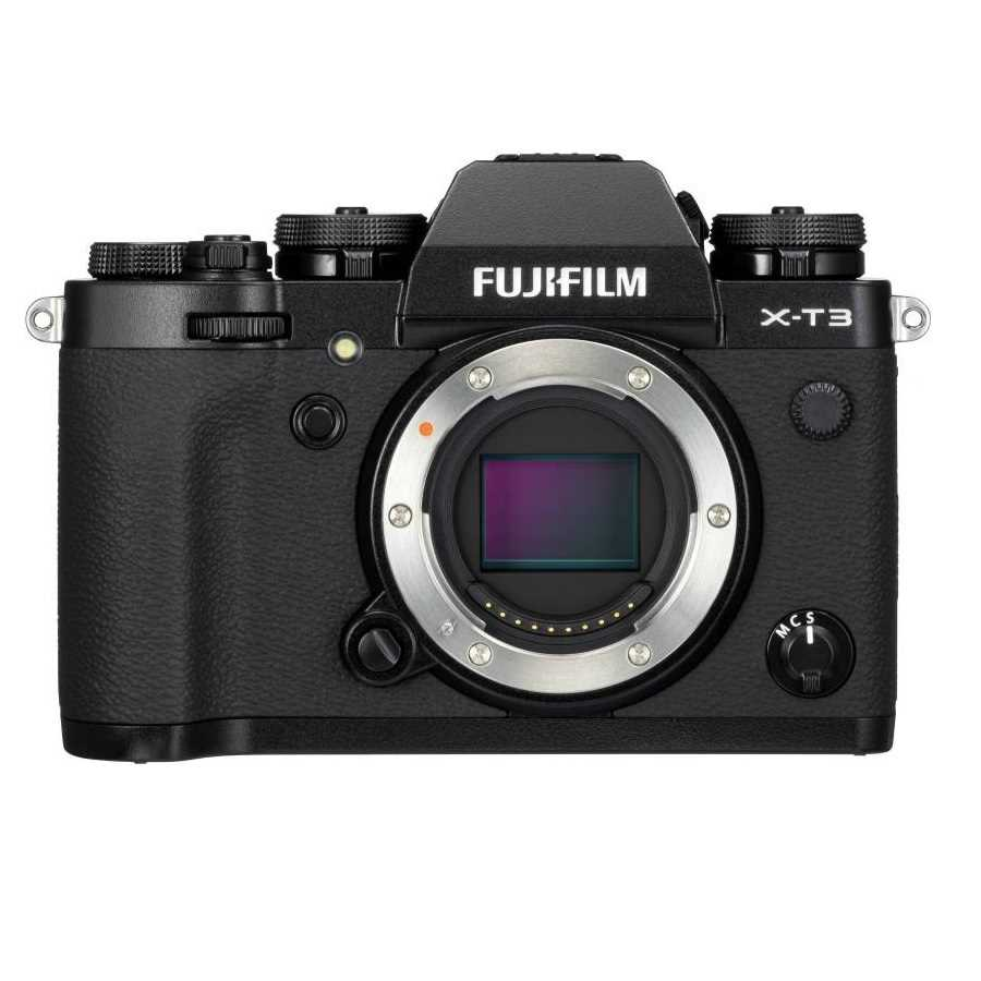 Fujifilm X-T3 Mirrorless Camera Body Only