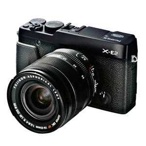 Fujiflim X-E2 Camera with 18-55 mm lens