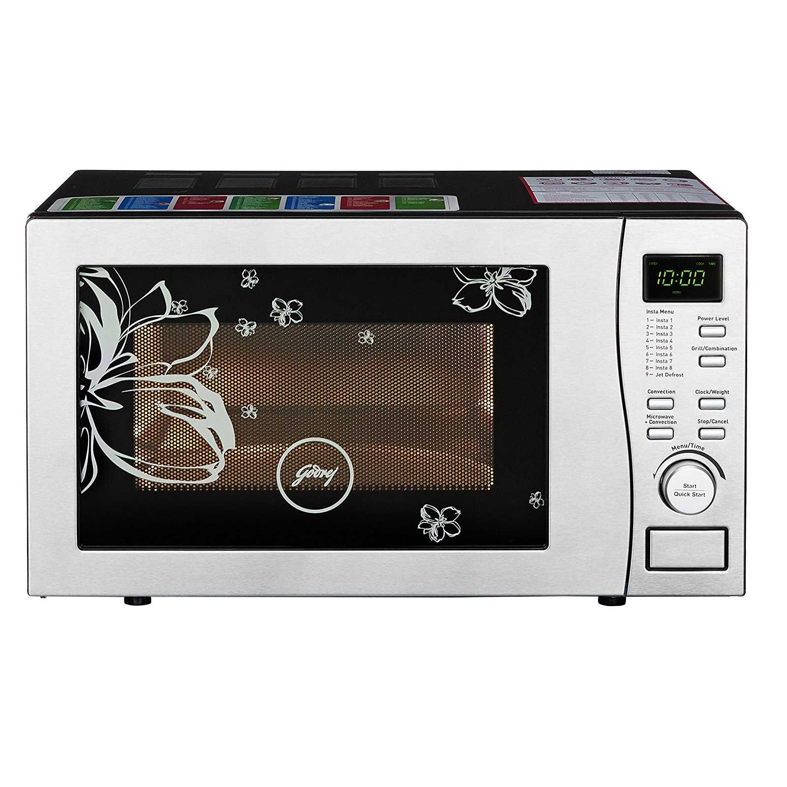 Godrej GMX 519 CP1 19 Litres Convection Microwave Oven