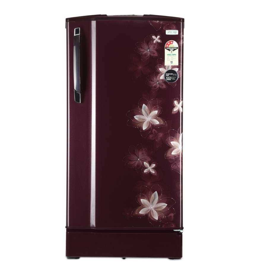 Godrej RD 1853 PM 3.2 Muziplay 185 Liter Direct Cool Single Door Refrigerator