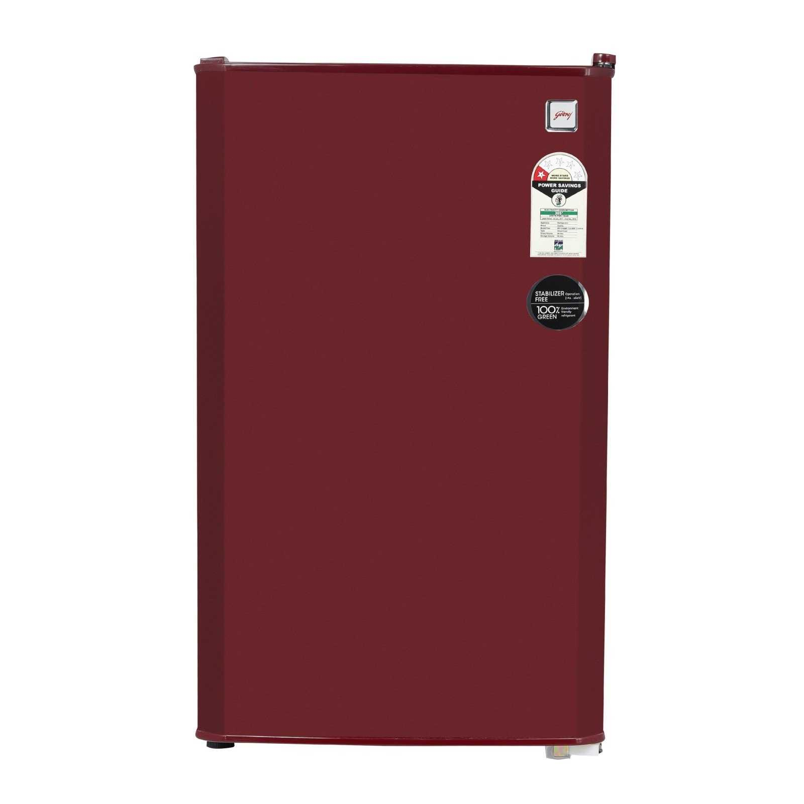 Godrej RD CHAMP 114 WRF 1.2 WIN 99 Liter 1 Star Direct Cool Single Door Refrigerator