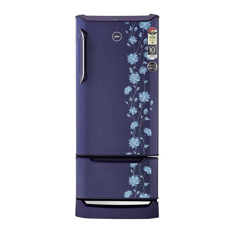 Godrej RD EDGE DUO 255 PD INV4.2 255 Liters Direct Cool Single Door Refrigerator