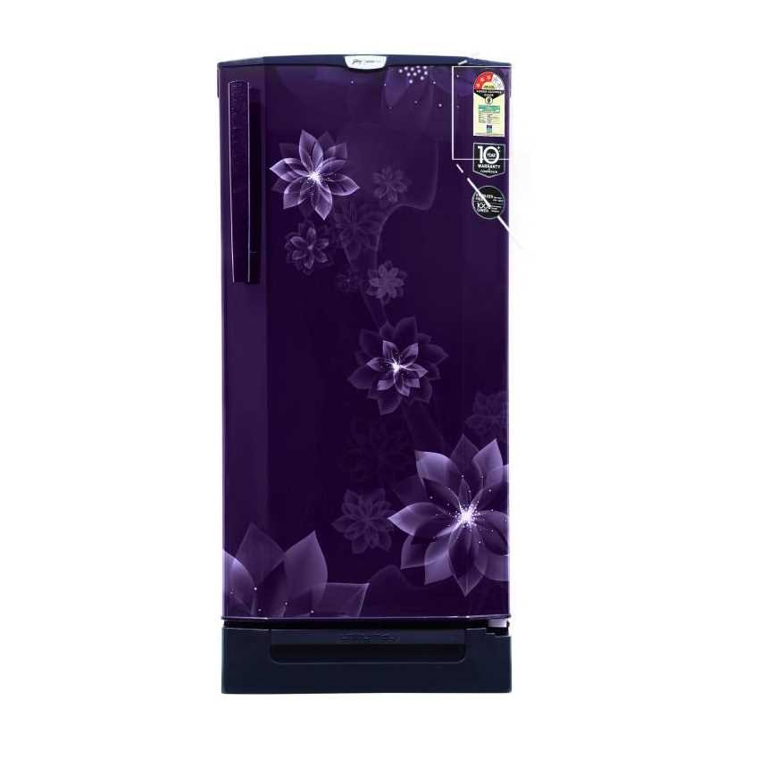 Godrej RD EPRO 205 TDF 3.2 Single Door 190 Litre Direct Cool Refrigerator