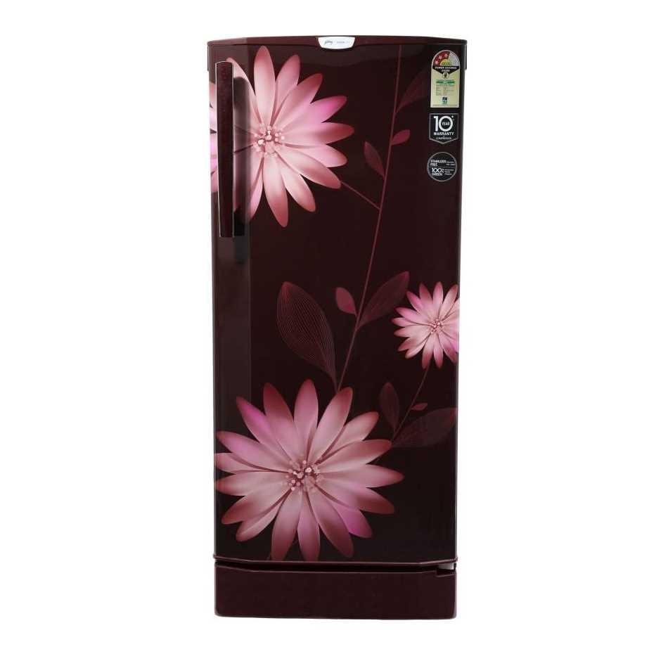 Godrej RD EPRO 225 TAF 3.2 Single Door 210 Litre Direct Cool Refrigerator