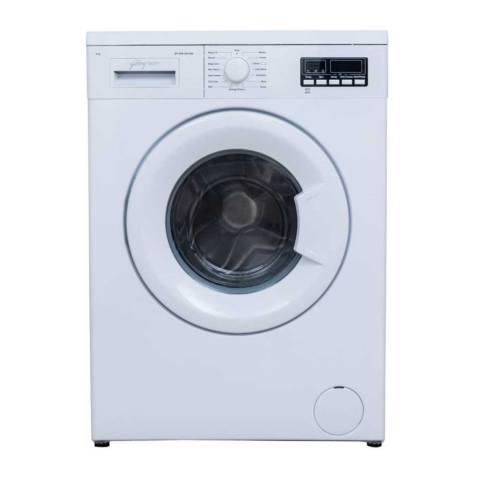 Godrej WF Eon 600 PAE 6 Kg Fully Automatic Front Loading Washing Machine