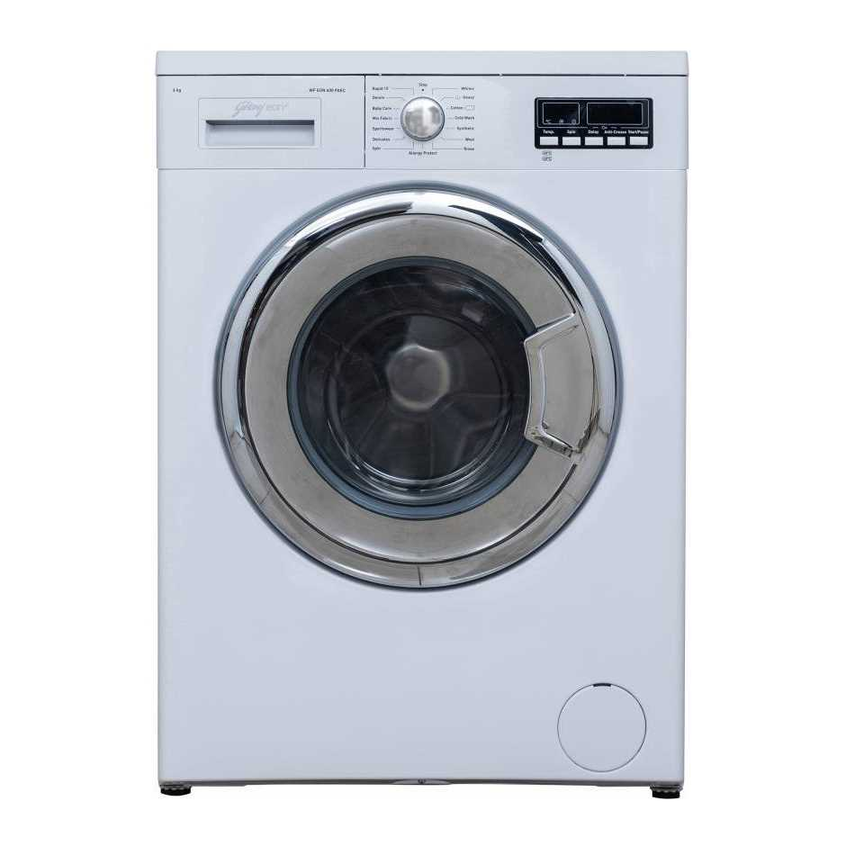 Godrej WF Eon 600 PAEC 6 Kg Fully Automatic Front Loading Washing Machine