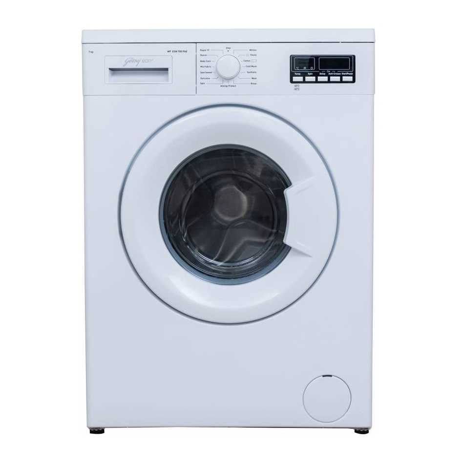 Godrej WF Eon 700 PAE 7 Kg Fully Automatic Front Loading Washing Machine