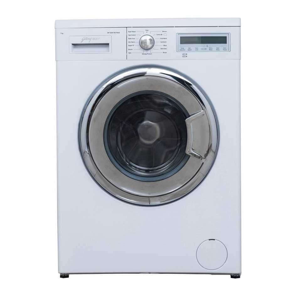 Godrej WF Eon 700 PASE 7 Kg Fully Automatic Front Loading Washing Machine