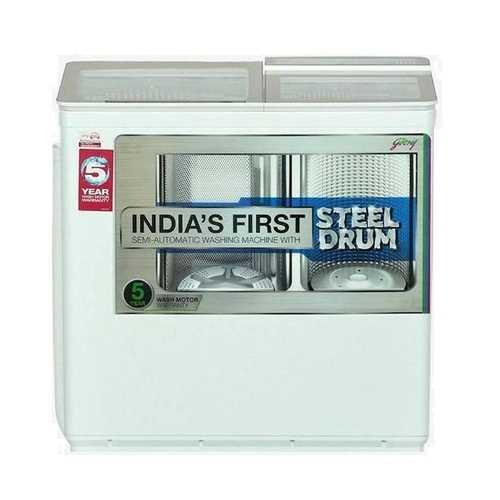 Godrej WS 900PDS AM MZ 7 Kg Semi Automatic Top Loading Washing Machine