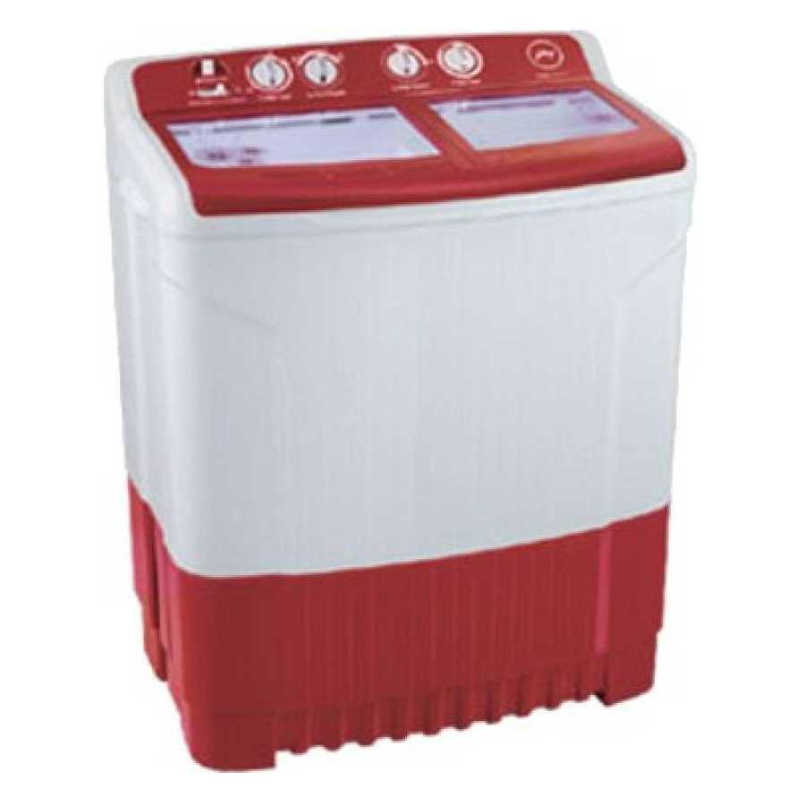 Godrej WS Edge 700 CTL 7 Kg Semi Automatic Top Loading Washing Machine